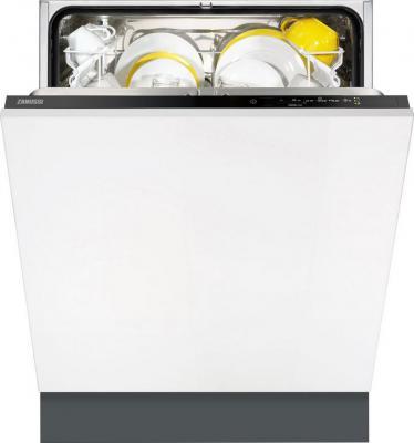 Посудомоечная машина Zanussi ZDT12002FA - общий вид