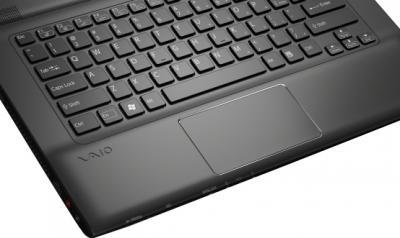 Ноутбук Sony VAIO SV-E1713E1R/B - тачпад