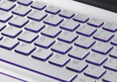 Ноутбук Sony VAIO SV-E14A3M2R/S - клавиатура