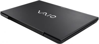 Ноутбук Sony VAIO SV-S1513X9R/B - крышка