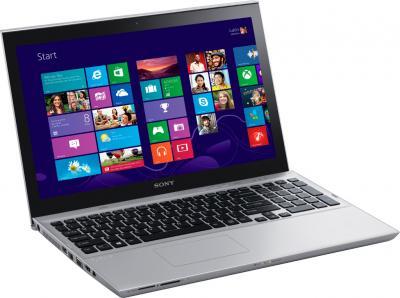 Ноутбук Sony VAIO SV-T1511M1R/S - общий вид