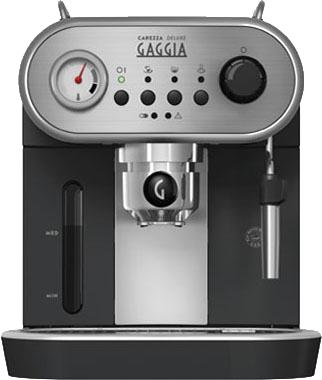 Кофеварка эспрессо Gaggia Carezza Deluxe - общий вид