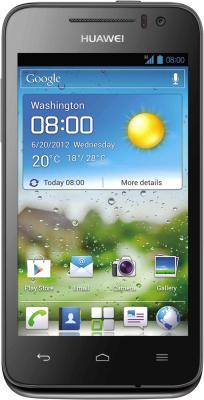 Смартфон Huawei Ascend G330 (U8825-1) Dark Gray - общий вид