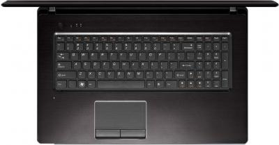 Ноутбук Lenovo IdeaPad G780 (59349700) - вид сверху