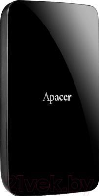 Внешний жесткий диск Apacer AC233 500Gb Black (AP500GAC233B-S)
