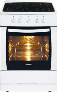 Кухонная плита Hansa FCCW62004010 - общий вид