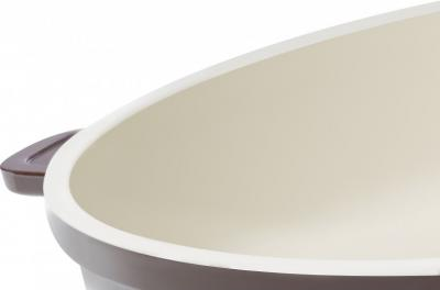 Сковорода Oursson PF2020С/WC - вид сбоку