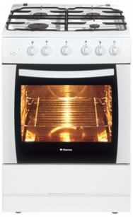 Кухонная плита Hansa FCGW67022010 - общий вид