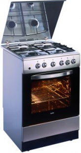 Кухонная плита Hansa FCGX67022010 - общий вид
