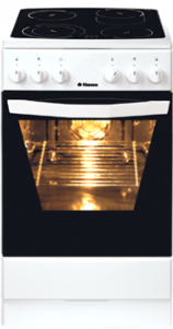 Кухонная плита Hansa FCCW57136030 - общий вид