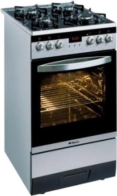 Кухонная плита Hansa FCMX58235050 - общий вид