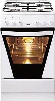 Плита газовая Hansa FCMW57002030 - общий вид