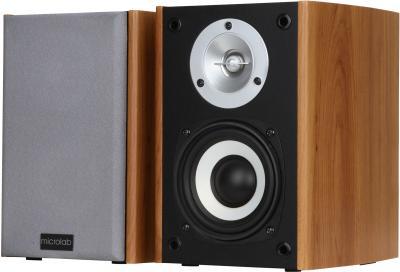 Мультимедиа акустика Microlab B 73 Wood (B73-3164) - общий вид