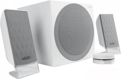 Мультимедиа акустика Microlab FC 20 White (FC20-3164) - общий вид