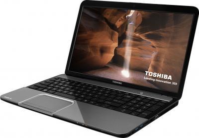 Ноутбук Toshiba Satellite L850-D2S (PSKG8R-03S003RU) - общий вид