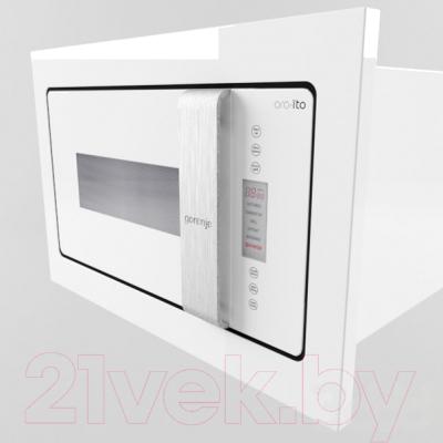 Микроволновая печь Gorenje BM6250ORAW - вид спереди