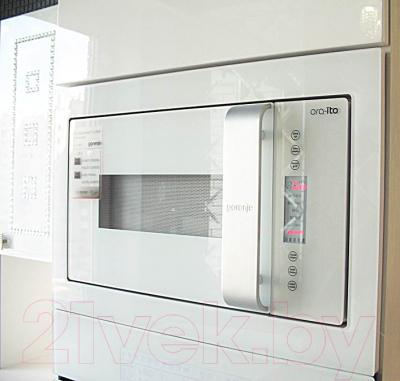 Микроволновая печь Gorenje BM6250ORAW - презентационное фото 1