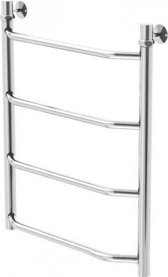 """Полотенцесушитель водяной Gloss & Reiter Лесенка 50х60.Т4 (1"""") (с нижним подключением) - общий вид"""