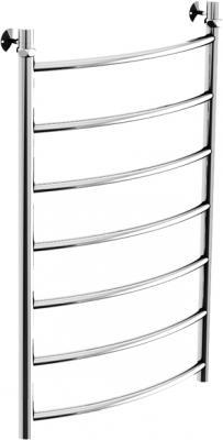 """Полотенцесушитель водяной Gloss & Reiter Лесенка Л.50x80.Д8 (1"""") (с нижним подключением) - общий вид"""