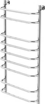 """Полотенцесушитель водяной Gloss & Reiter Лесенка 50х100.С9 (1"""") - общий вид"""