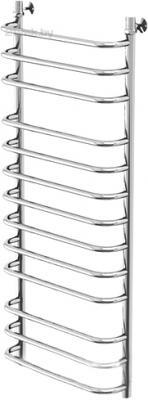 """Полотенцесушитель водяной Gloss & Reiter Лесенка 50х120.С13 (1"""") - общий вид"""