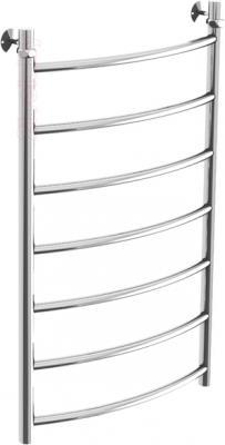 """Полотенцесушитель водяной Gloss Reiter Лесенка 60х80.Д8 (1"""") - общий вид"""