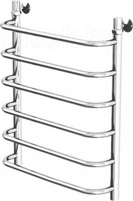 """Полотенцесушитель водяной Gloss & Reiter Лесенка 50х70.С6 (1"""") (с боковым подключением) - общий вид"""