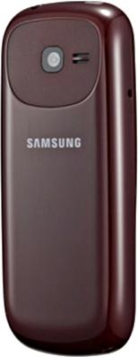 Мобильный телефон Samsung E2202 Metro Red (GT-E2202 WRASER) - задняя крышка