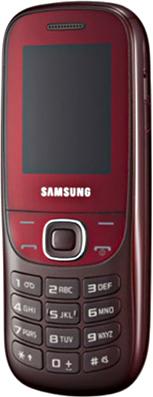 Мобильный телефон Samsung E2202 Metro Red (GT-E2202 WRASER) - общий вид