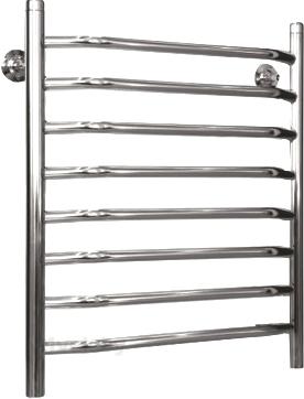 """Полотенцесушитель водяной Gloss & Reiter Лесенка 40x80.Т8 (1"""") - общий вид"""