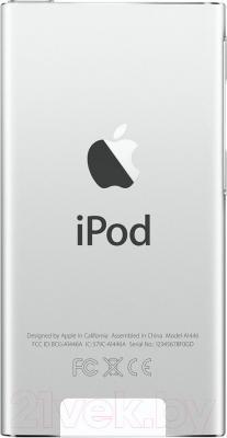 MP3-плеер Apple iPod nano 16Gb MD480QB/A (серебристый)