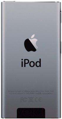 MP3-плеер Apple iPod nano 16Gb MD481QB/A (графит)