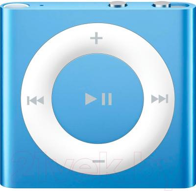 MP3-плеер Apple iPod shuffle 2Gb MD775RP/A (синий)