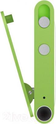 MP3-плеер Apple iPod shuffle 2Gb MD776RP/A (зеленый) - вид сбоку