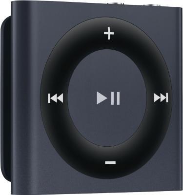 MP3-плеер Apple iPod shuffle 2Gb MD779RP/A (графит) - общий вид