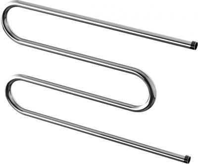 """Полотенцесушитель водяной Gloss & Reiter М-образный 60Х80 (1"""") - общий вид"""