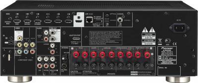 AV-ресивер Pioneer VSX-922-K - вид сзади