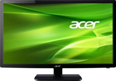 Монитор Acer V205HLAB (UM.DV5EE.A01) - фронтальный вид