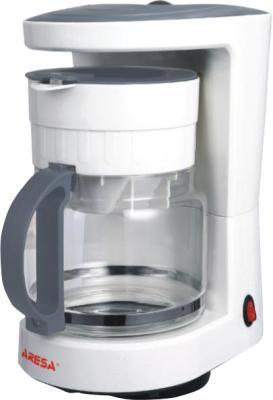 Капельная кофеварка Aresa CM-115W - общий вид