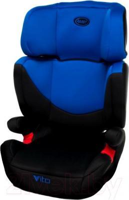 Автокресло 4Baby Vito (синий) - общий вид