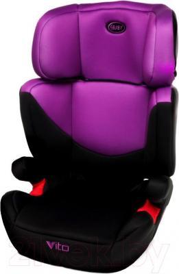 Автокресло 4Baby Vito (фиолетовый) - общий вид