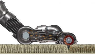 Пылесос Dyson DC22 Motorhead - щетка с электроприводом
