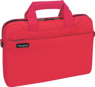 Сумка для ноутбука Targus Slim Netbook Case Red (TSS18004EU) - общий вид