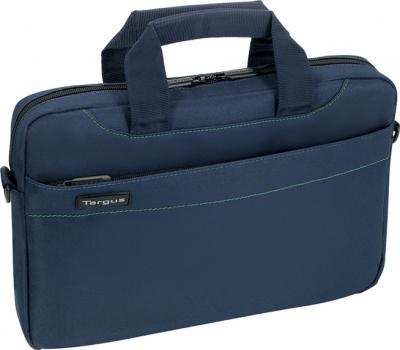 Сумка для ноутбука Targus Slim Netbook Case Blue (TSS18005EU) - общий вид