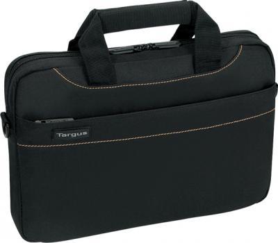 Сумка для ноутбука Targus Slim Netbook Case Black (TSS180EU) - общий вид