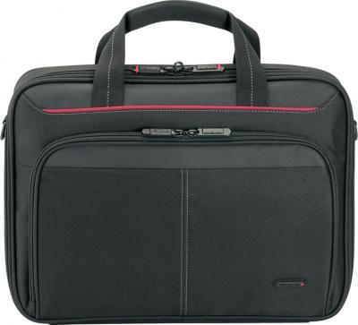 Кейс для ноутбука Targus CN313 (черный) - фронтальный вид