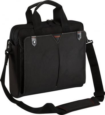 Сумка для ноутбука Targus Classic + Toploading Black (CN514EU-50) - общий вид