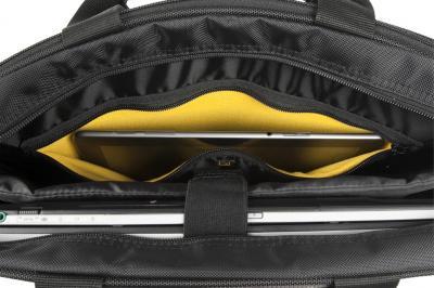 Сумка для ноутбука Targus TCG300 Black - внутри