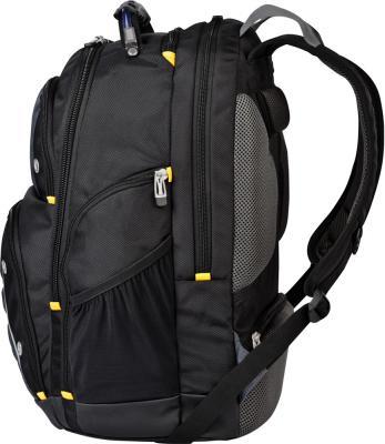 Рюкзак для ноутбука Targus Drifter Backpack Black (TSB238EU-50) - вид сбоку