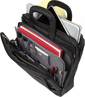 Сумка для ноутбука Targus Revolution Toploading Case Black (TTL316EU-50) - с открытыми карманами